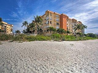 2BR Fort Myers Beach Condo on the Beach!