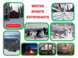 ATTENTION  WINTER SPORTS ENTHUSIAST