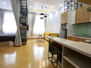 Neat Studio 5Mins to City Center - The Grenache, Hô-Chi-Minh-Ville