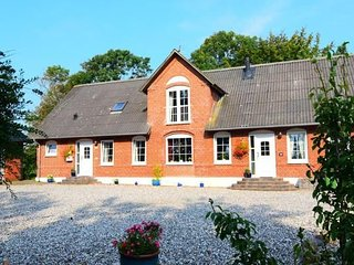 Cozy, rural holiday apartment near the North Sea at the Jammer Bay, Fjerritslev