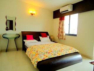 'TROPIC' Apartment in Candolim
