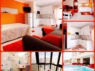 Studio Apartment - Praia da Rocha - Portimão (404)