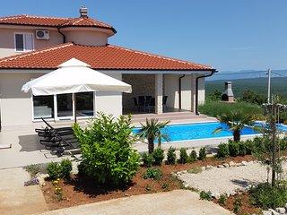 Villa Vege, Krk