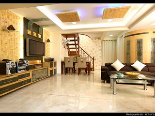 Royal Duplex Suite ( 3 Bedroom) Kandivali east