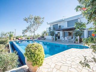 Azalea 4 bed villa with panoramic sea views, Protaras