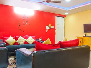 2 Bedroom Service apartment in kandivali east