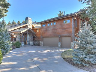 Deer Valley Silver Lake Knoll Mansion, Park City