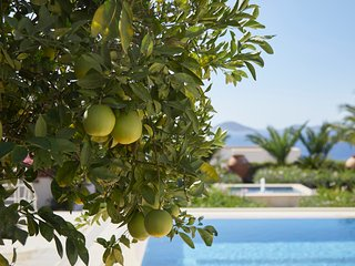 The Glass House - Luxury Kalkan holiday villa private jetty & direct sea access