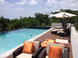 Villa Ballets Negres – Luxurious & Contemporary Villa in Jamaica