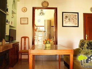 Casa Rural La Zafrilla ¡¡ Disfruta de la Naturaleza!! Ven con familia y amigos, Jerez de los Caballeros