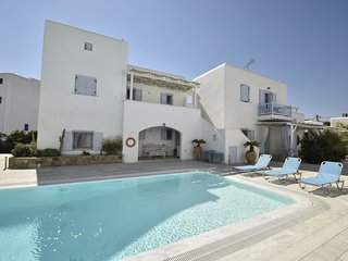 ''Aphrodite'' Mykonean Suite (1min. walk to Ornos beach)