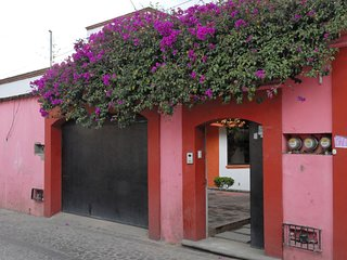 Casa San Lucas Studio Apartment