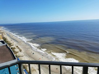 The Palace 2206-Breathtaking Views - Ocean View Studio- Sleeps 4