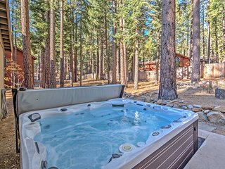 NEW! 4BR Incline Village House w/Private Hot Tub!