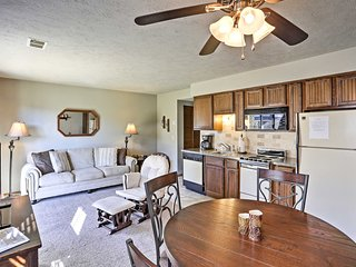 New! 1BR Branson Condo - Minutes from Everything!