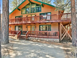 Summit Escape Lodge, Big Bear Lake