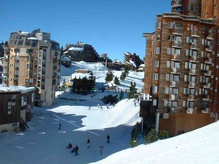 Centre parcs in the alps, Avoriaz