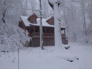 The Bear Dance Cabin at Wintergreen