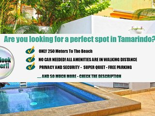 Private Tamarindo Vacation Home Near The Beach