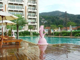 Comfortable 1-Bed Apartment in Patong