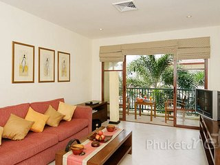 Pool View 2 Bed Apartment in Bangtao, Kamala