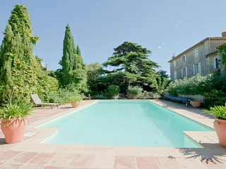 Beautiful Master's House with private pool and surrounding gardens