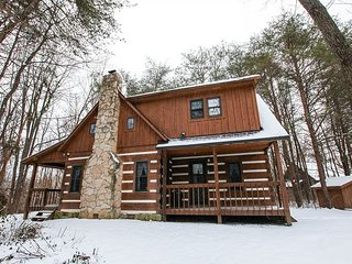 Lake Logan Cabin Rental