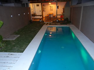 Casa Frente al Mar, hasta 10 pers. en Mar del Plata, Faro Norte