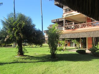Dream Village Beachfront two bed room apartment in Cumbuco Brazil