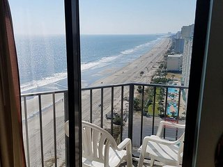 Beautiful Ocean View Condo - 15th Floor Unit 1505- Sleeps 4