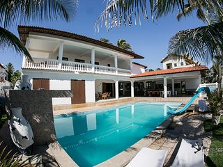 Villa Branca Beach front house in Cumbuco Brazil