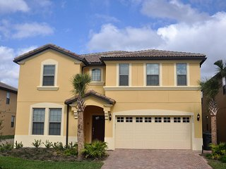 Brand New 9 Bed Luxury Villa at Windsor, Kissimmee