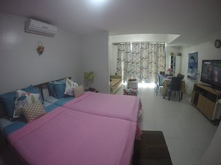 Hamilo Coast, Pico de Loro 2 bedroom unit for rent, Nasugbu