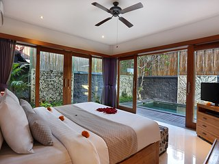 3 Bedroom Private Pool Villa in Legian