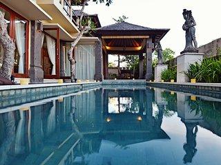 Lidwina Villa, Ungasan, 3 br