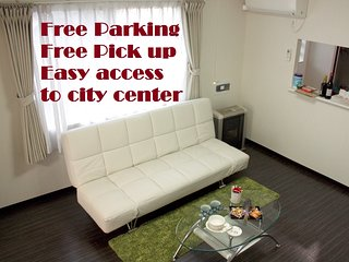 Friendly Home Welcomes You! 7 min to city centre with Free Parking☆