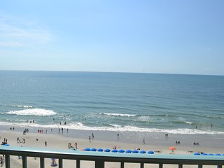 Ocean Front 1 Bedroom - Panoramic Ocean Views - Sleeps 6 - Unit 2926
