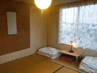 Confortable Japanese Room