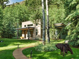 Elegant Contemporary Guest House ~ RA132298, Aspen