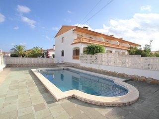 C43 RUSTIC adosado con jardín privado y piscina, Montroig