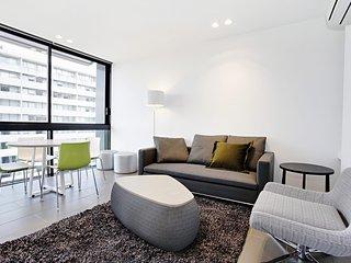 Elm 1 Bedroom Luxury Southbank Apartment, Melbourne