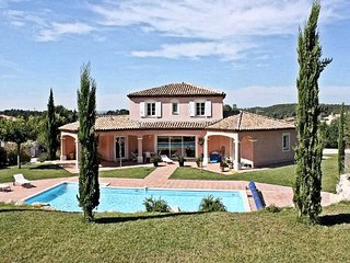 Modern luxury Villa 8p, Provence Cabries, private pool