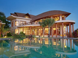 Luxury 5 Bedroom Villa at Jimbaran Cliff