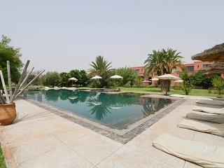 Beautiful luxury villa with huge pool in Paradise, Marrakech