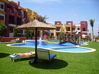 3 Bed G/F Apt - Royal Park Spa  / Wi-Fi / Pool / A/C - Lomas De Cabo Roig #53