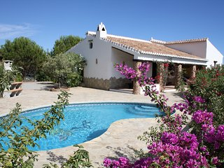 Finca Carrulo con piscina privada