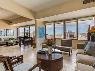 Penthouse at Chateau Waikiki - Condominium