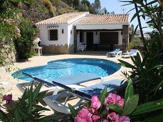 Finca Hornillo con piscina privada, Cómpeta