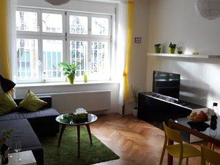 Vinohrady Garden Apartment, Praga