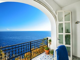 Amalfi Coast Praiano Casa Giosy with sea view and free parking